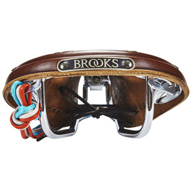 Brooks B17 Narrow Imperial Sadel brun